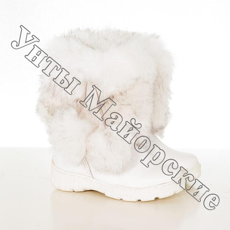 УД-60 Мех снежный, литая